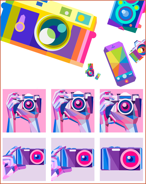 flickr's new avatars